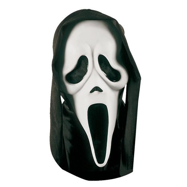 Halloween Scream Licensed Mask (95596)