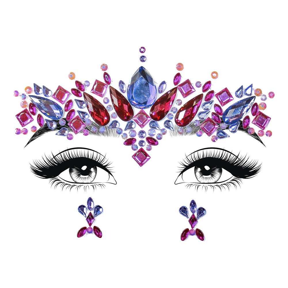 Face Jewels Elektra Deluxe