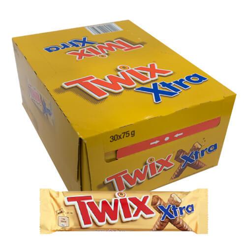 Twix Xtra 75g x 30 st