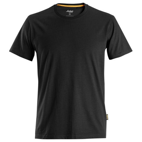 Snickers AllroundWork 2526 T-skjorte svart XS