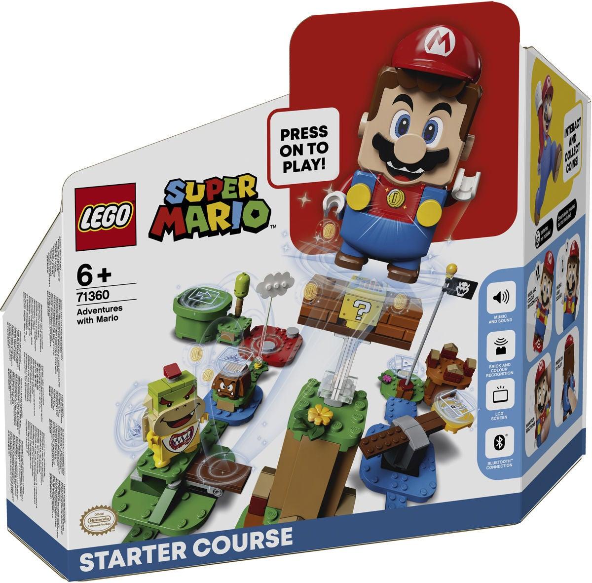LEGO Super Mario 71360 Adventures Mario Starter Course