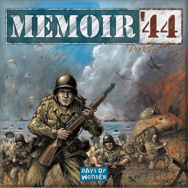 Memoir '44 - Boardgame (English)