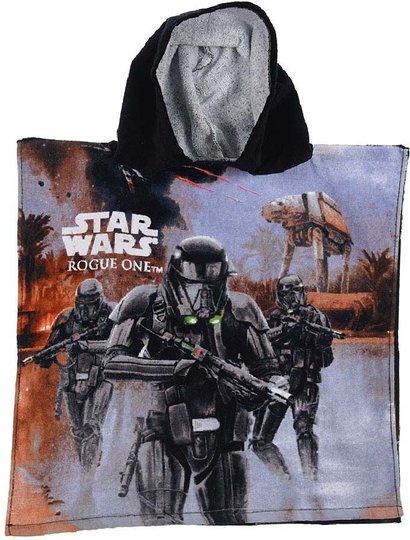Star Wars Badeponcho, Black