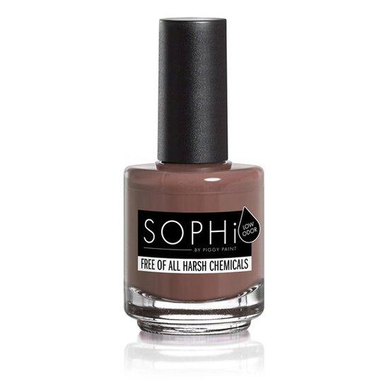 SOPHi Natural Nail Polish, 15 ml