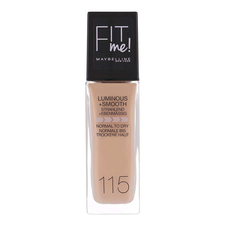 Maybelline - Fit Me Luminous & Smooth Foundation - Ivory 115
