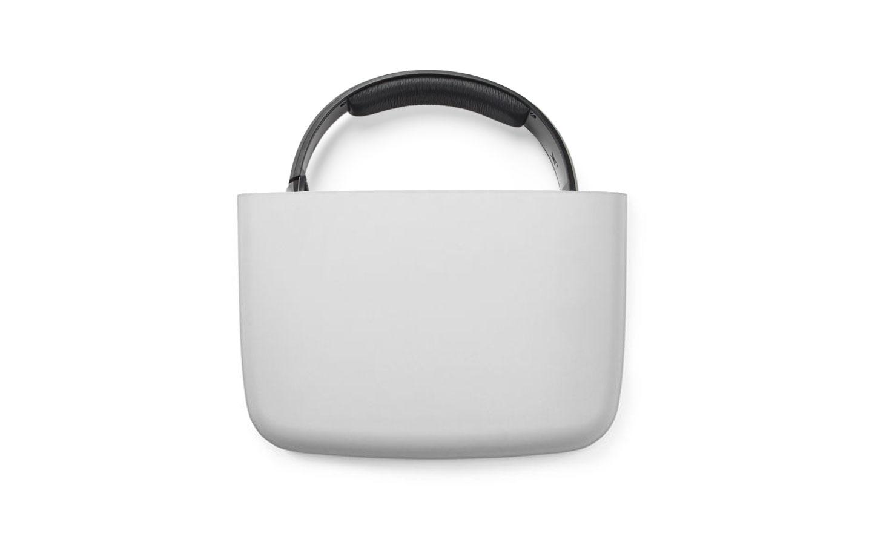 Normann Copenhagen - Pocket Organizer 4 - Light Grey (382018)