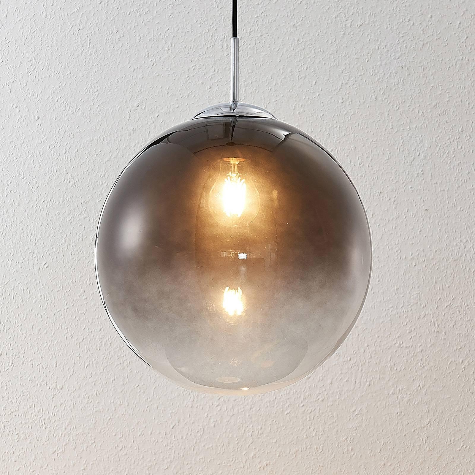 Lindby Robyn -lasiriippuvalaisin, 1-lamppuinen