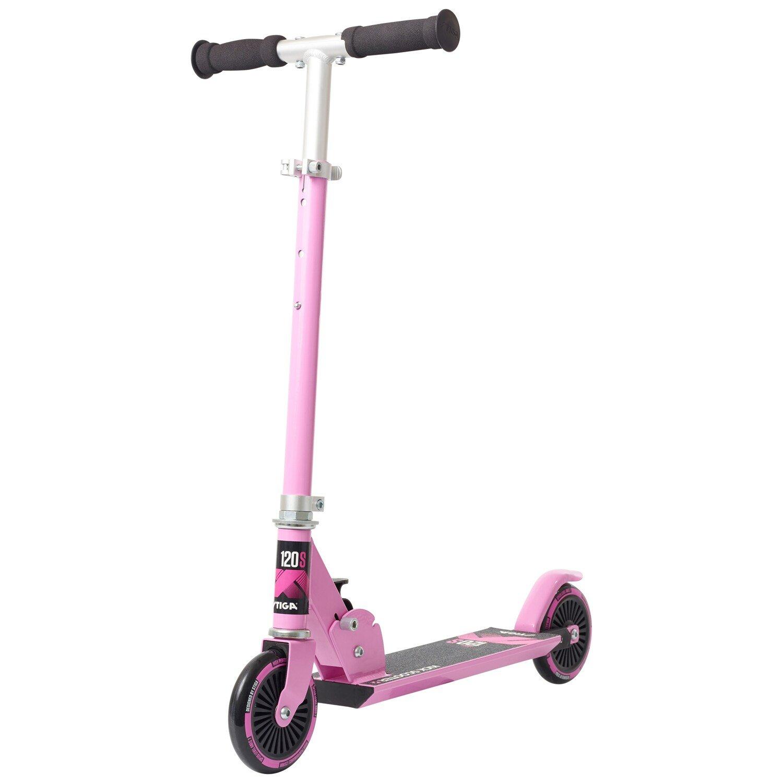 Stiga - Kick Scooter COMET 120-S - Pink (80-7422-07)