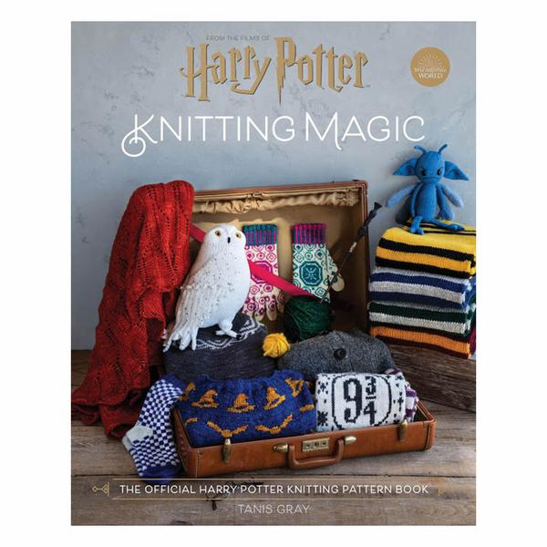 The Official Harry Potter Knitting Pattern Book