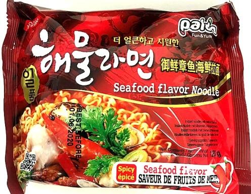 Paldo Seafood 120g
