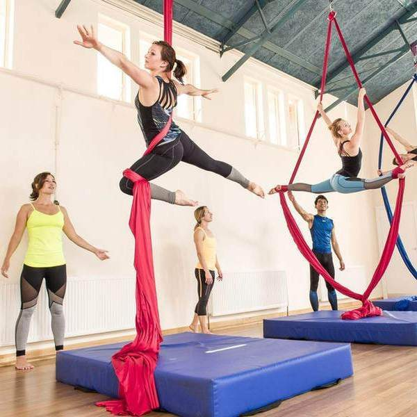 Aerial Silks for Beginners