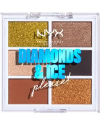 Diamonds & Ice Please! Palette, Jeweled & Jaded