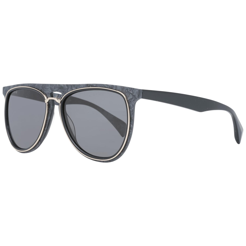 Yohji Yamamoto Men's Sunglasses Grey YY5024 56463