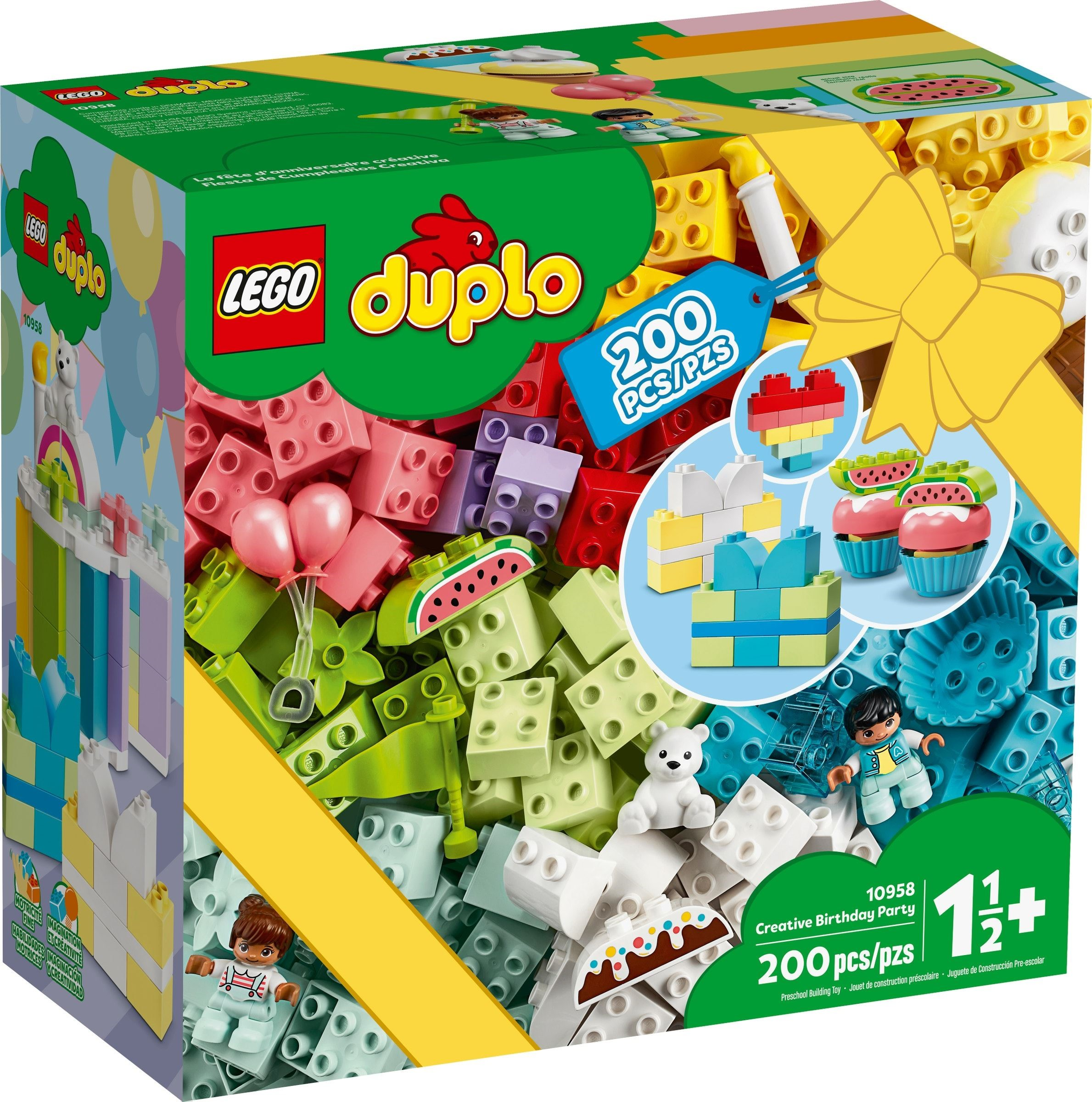 LEGO DUPLO - Creative Birthday Party (10958)