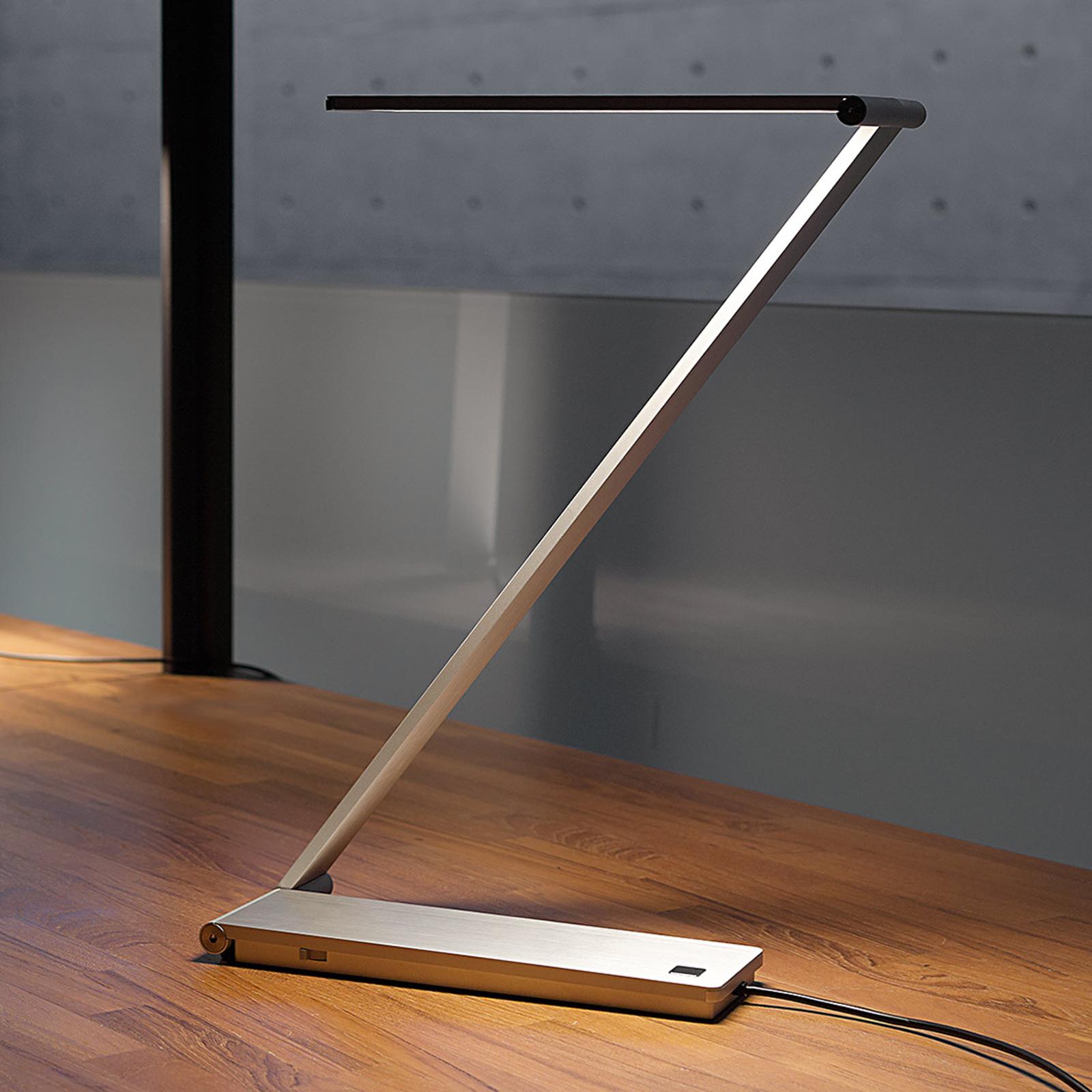 LED-designer-pöytälamppu BE Light