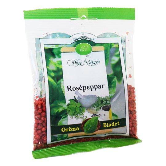 Rosepeppar 25g - 50% rabatt