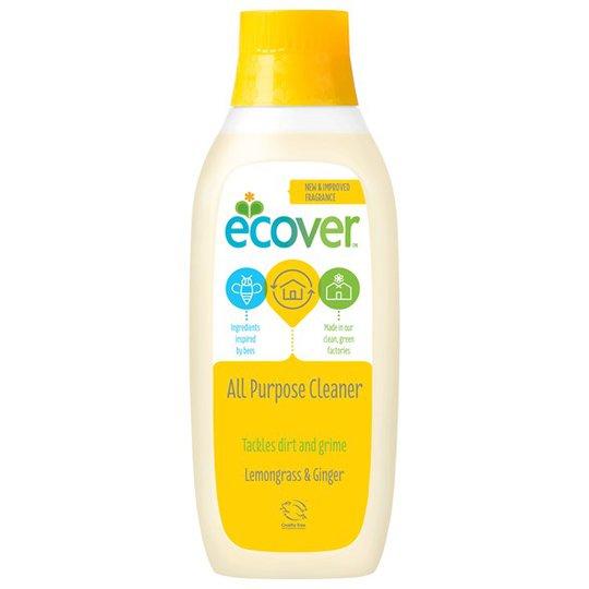 Ecover Allrengöring Lemongrass & Ginger, 1 L