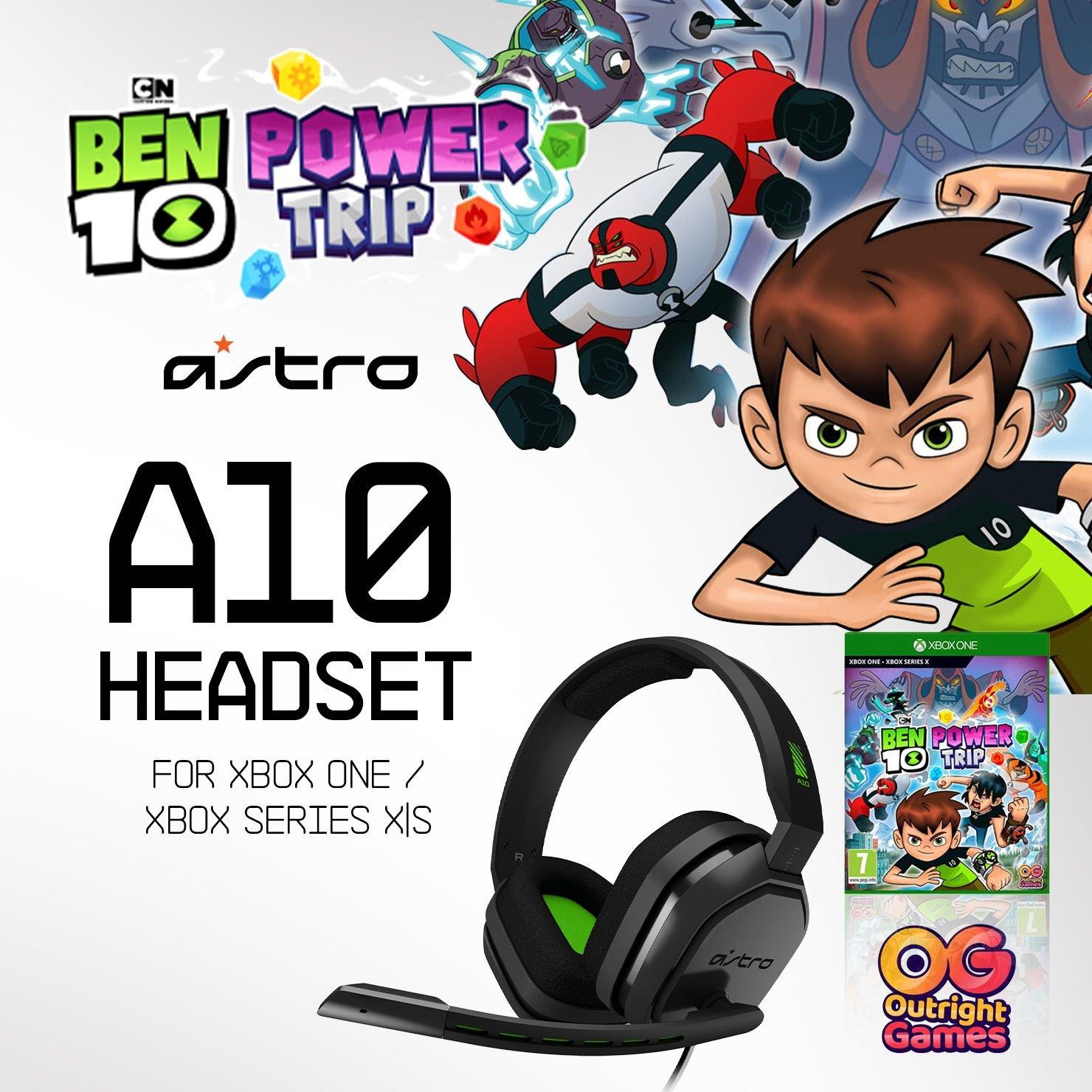 Astro - A10 & BEN 10: Power Trip - Xbox