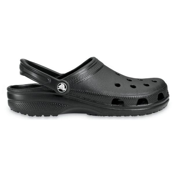 Crocs Classic Tøffel svart 36-37