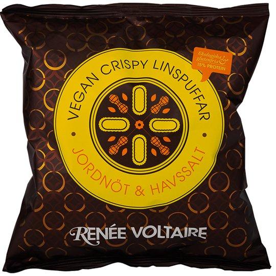 Vegan Crispy Peanut Linspuffar - 12% rabatt