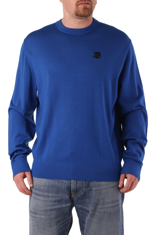 Diesel Men's Sweater Various Colours 312574 - blue-4 S