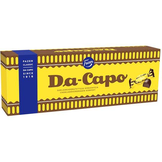 Da Capo Suklaakonvehteja - 25% alennus