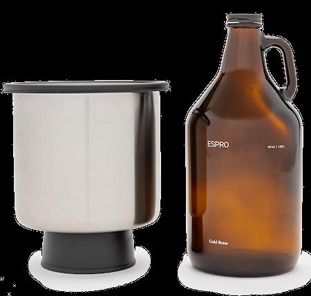 Espro Cold Brew 1,9 L, Stål