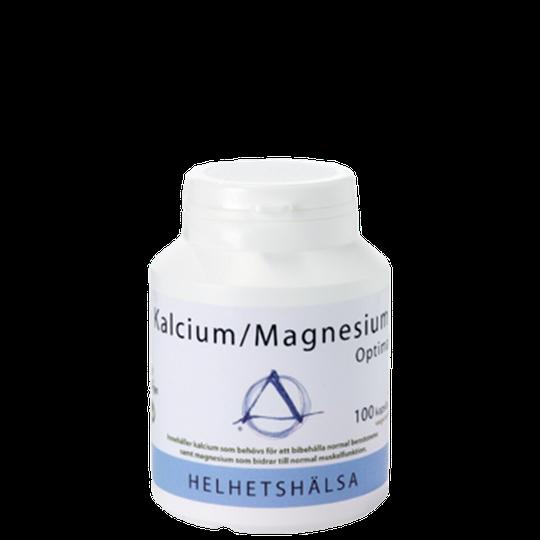 Kalcium/Magnesium Optimal, 100 kapslar