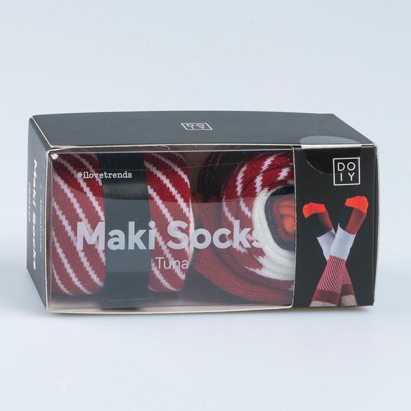 Maki Tuna Socks