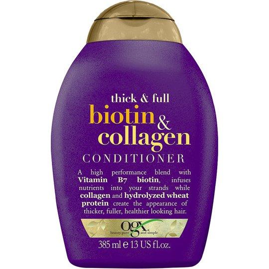 Biotin & Collagen, 385 ml OGX Hoitoaine