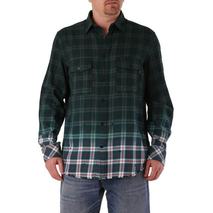 Diesel Men's Shirt Various Colours 287441 - green S