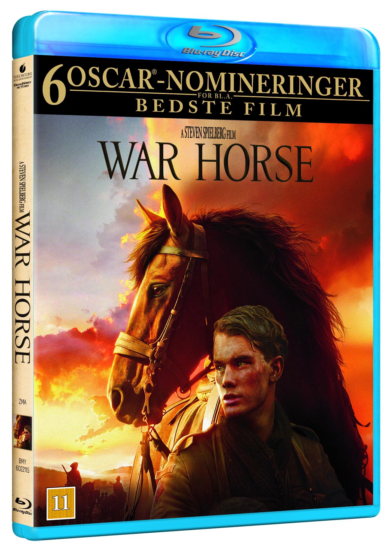War Horse - Blu Ray