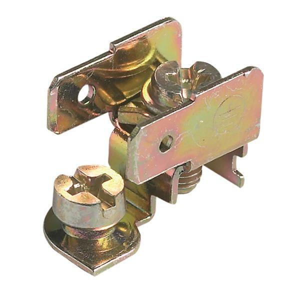 Schneider Electric 5590500 Jordingsblekk for aluminiumkanaler
