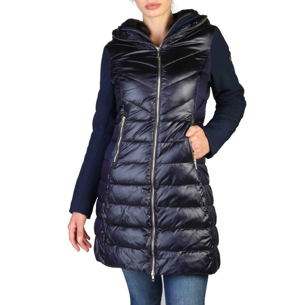 Yes Zee Women's Jacket Blue O036_O900 - blue XL