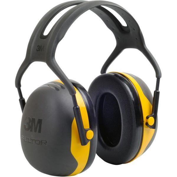 3M Peltor X-series Kuulonsuojain X2A-päälakisanka