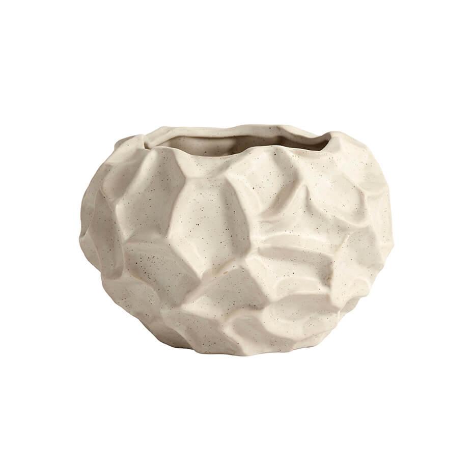 Muubs - Soil Jar Ø 18 cm - Vanilje (9490000104)