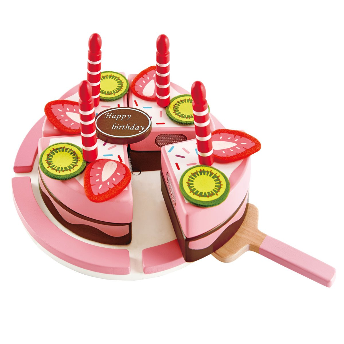 Hape - Double Flavored Birthday cake (5882)