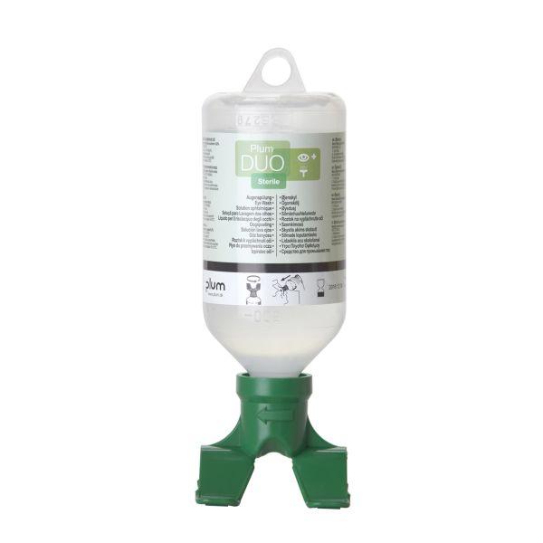 Plum DUO Øyedusj 500 ml