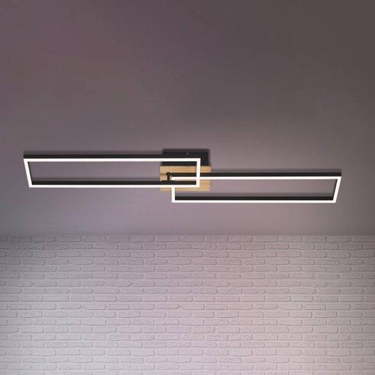 LED-taklampe 3145-014 med fjernkontroll