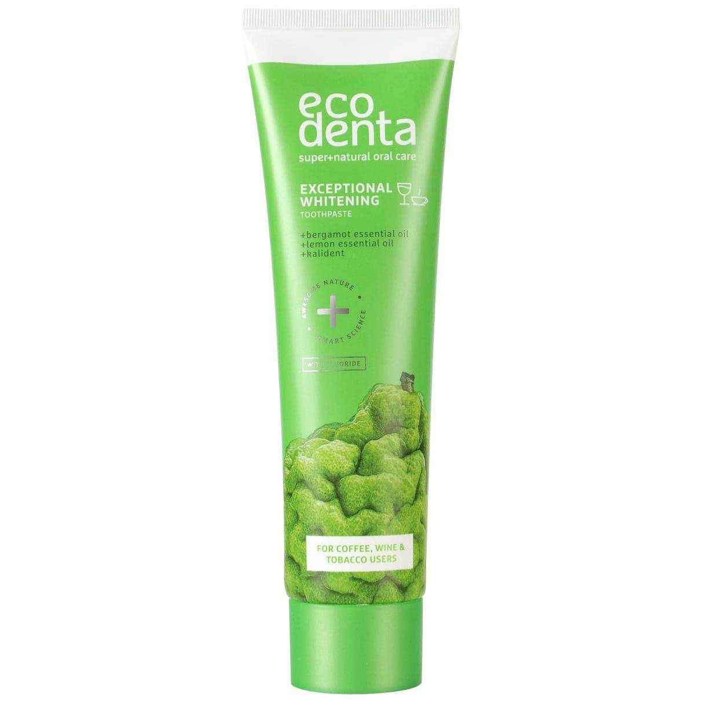 Ecodenta Excepional Whitening Tandkräm 75 ml