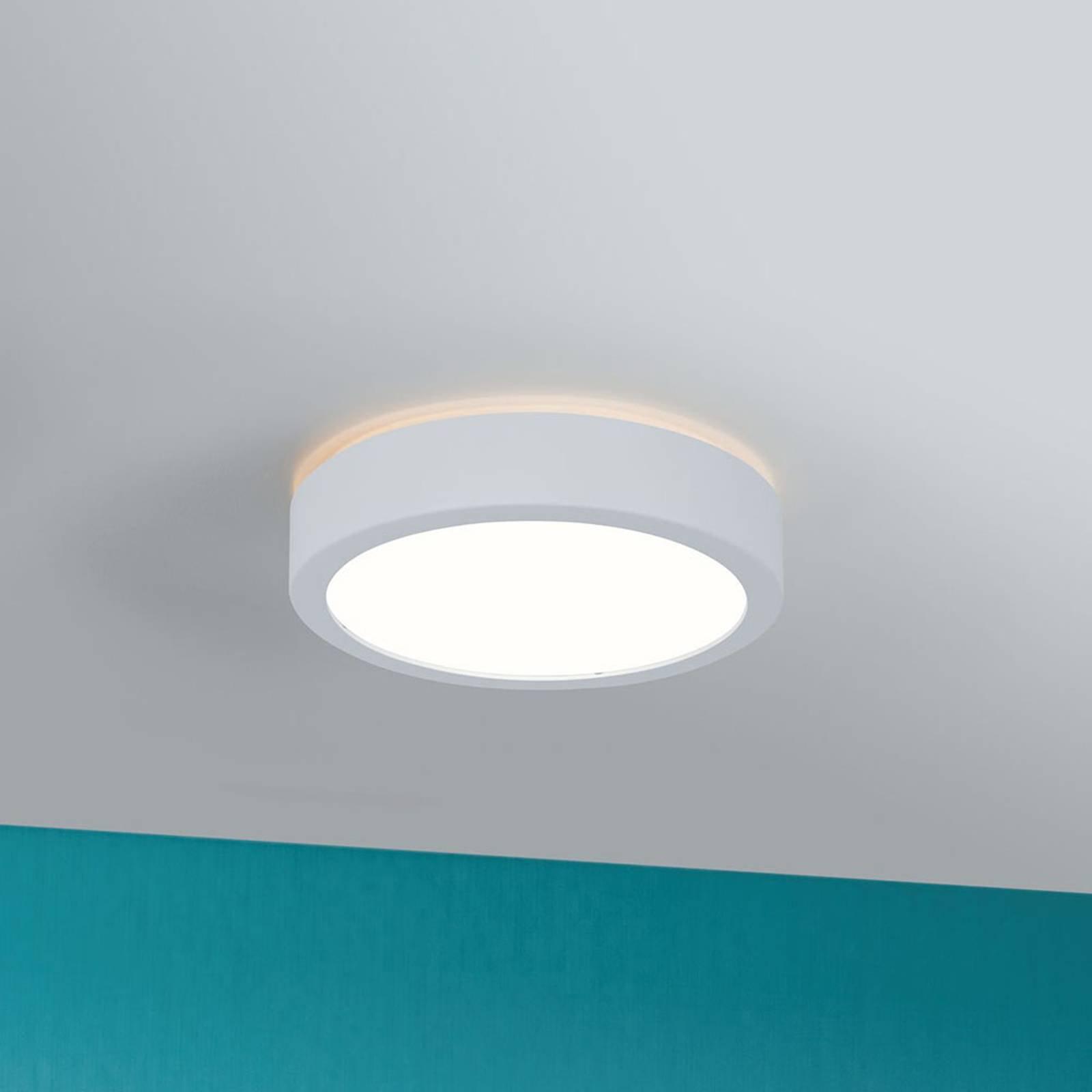 Paulmann Aviar LED-taklampe Ø 22 cm hvit 4 000 K