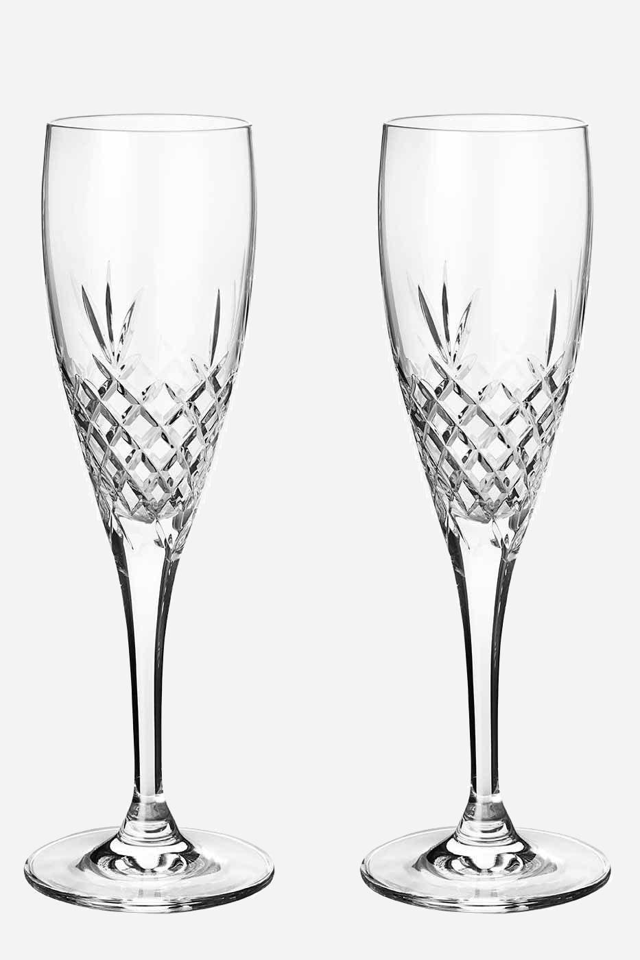 Champagneglas Crispy Celebration 23 cl 2-pack