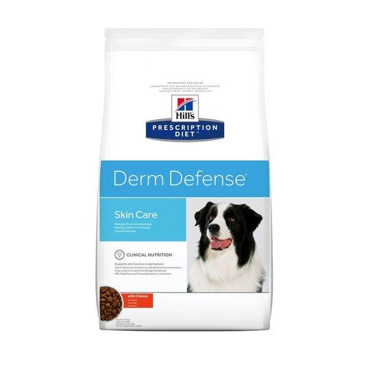 Hill's Prescription Diet Canine Derm Defense Skin Care Chicken (2 kg)