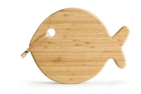 Fish serveringsbricka
