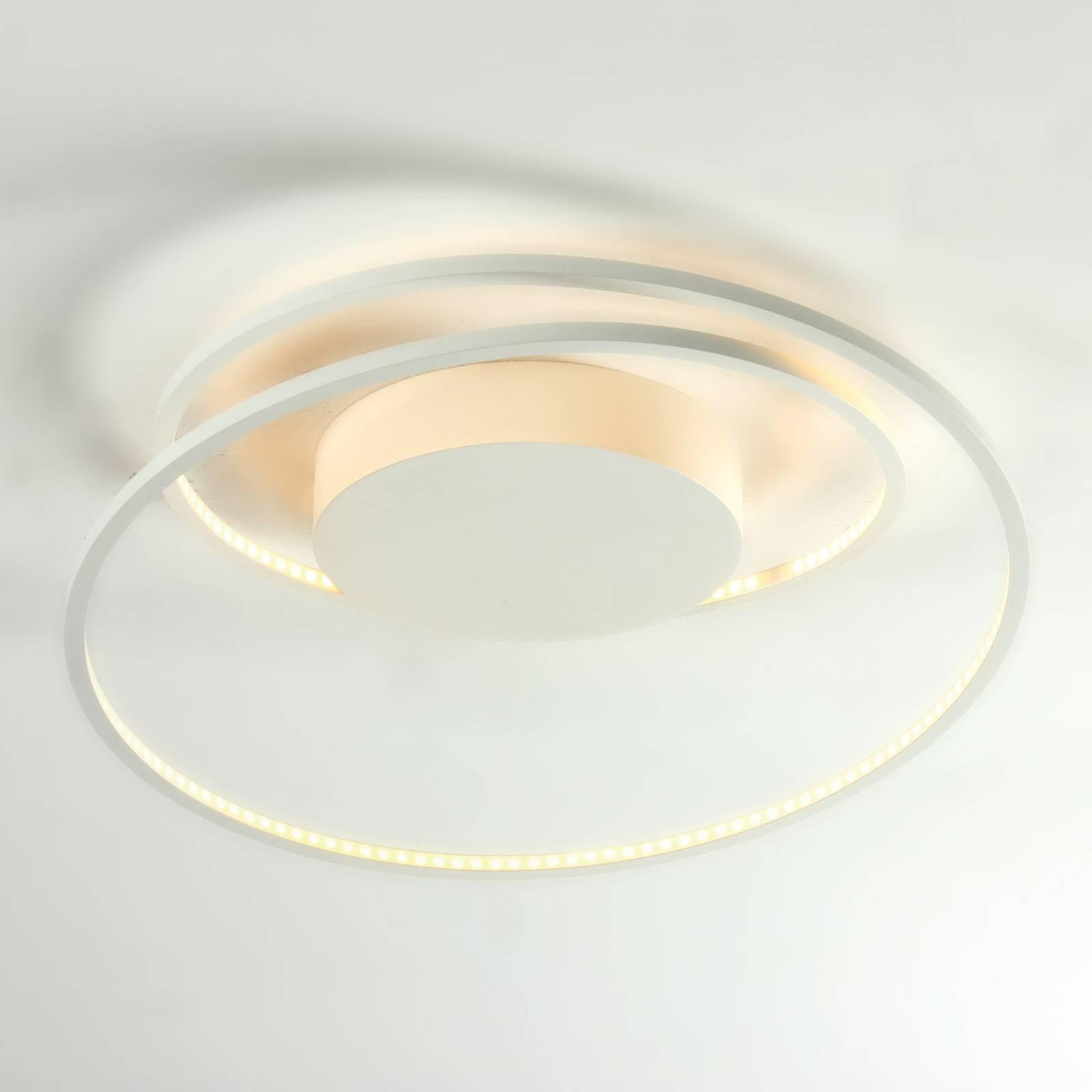 At – ainutlaatuinen LED-kattovalaisin valkoisena