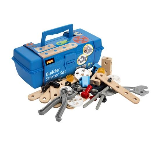 BRIO - Builder Starter set (34586)