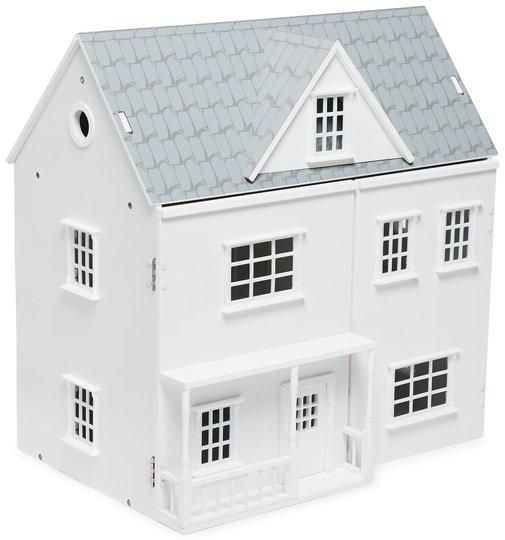Classic World Dukkehus Luksuriøs Villa, Hvit