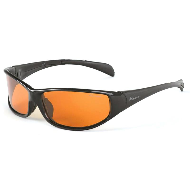Xstream View Amber Solbrille Polariserte solbriller, View Amber