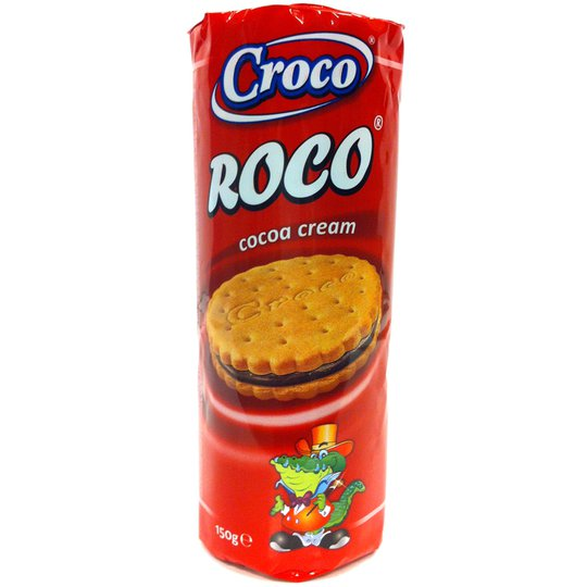 Croco roco kex med chokladfyllning - 54% rabatt