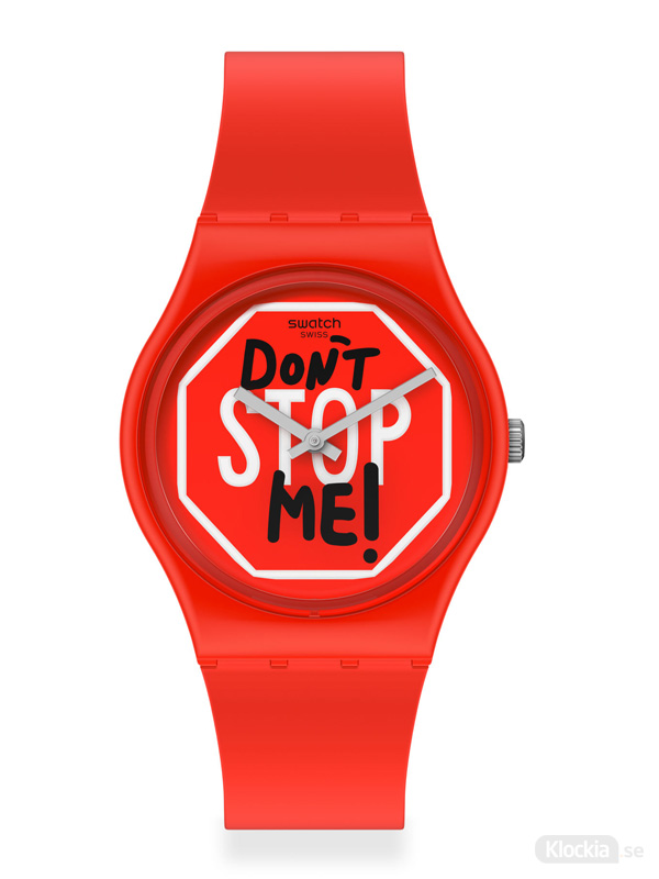 SWATCH Don't Stop Me! GR183